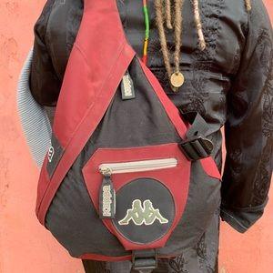 Kappa Single strap backpack